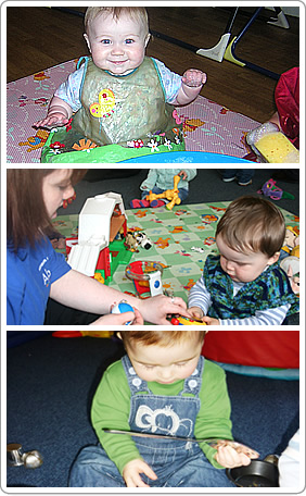 Babies and Abacus Day Nursery