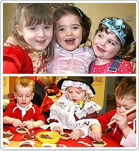 Pre-School at Abacus Day Nursery