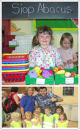 Welsh at Abacus Day Nursery